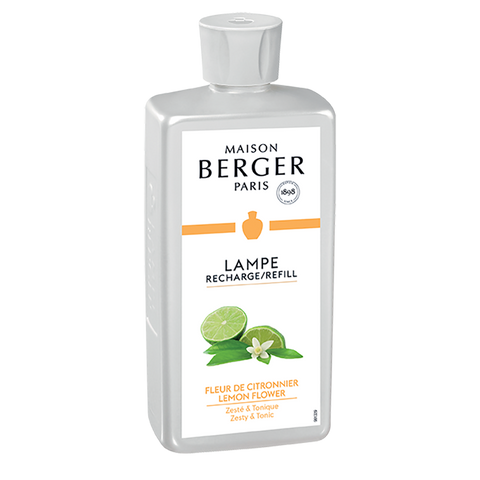 Maison Berger Lamp Refill Lemon Flower 500 ml