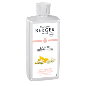 Maison Berger Lamp Refill Orange Blossom 500 ml
