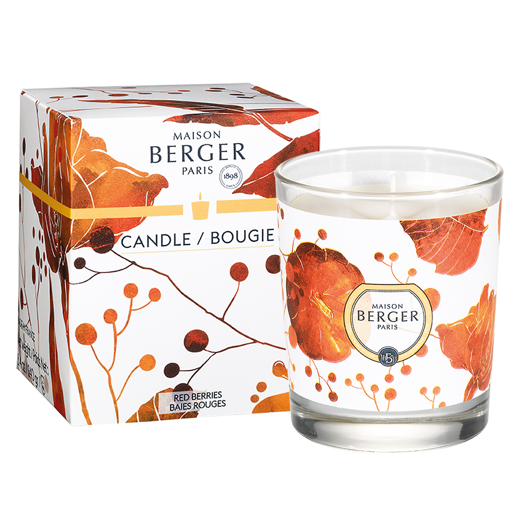 Maison Berger Red Berries Scented Candle