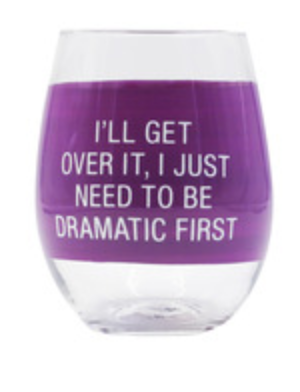 Wine glass just need to