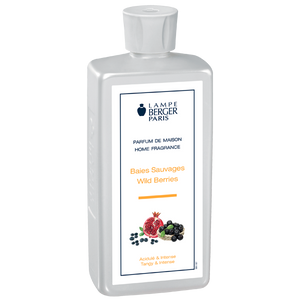 Maison Berger Lamp Refill Wild Berries 500 ml