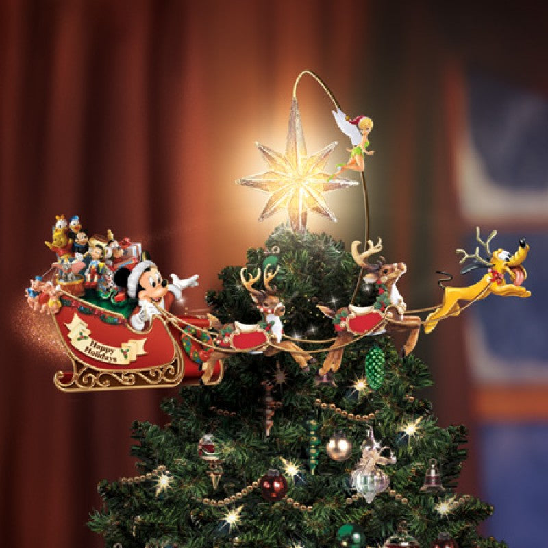 Disney Timeless Tree Topper