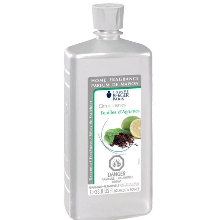 Maison Berger Lamp Refill Citrus Leaves 500 ml