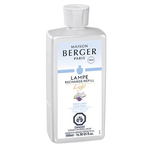 Maison Berger Lamp Refill Light Fresh Linen 500 ml