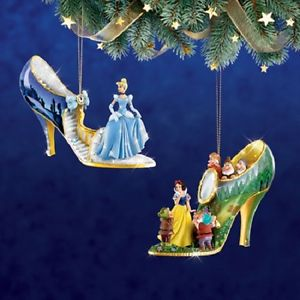 Once Upon a Slipper Ornament