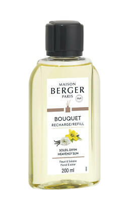 Maison Berger Heavenly Sun Reed Diffuser Fragrance