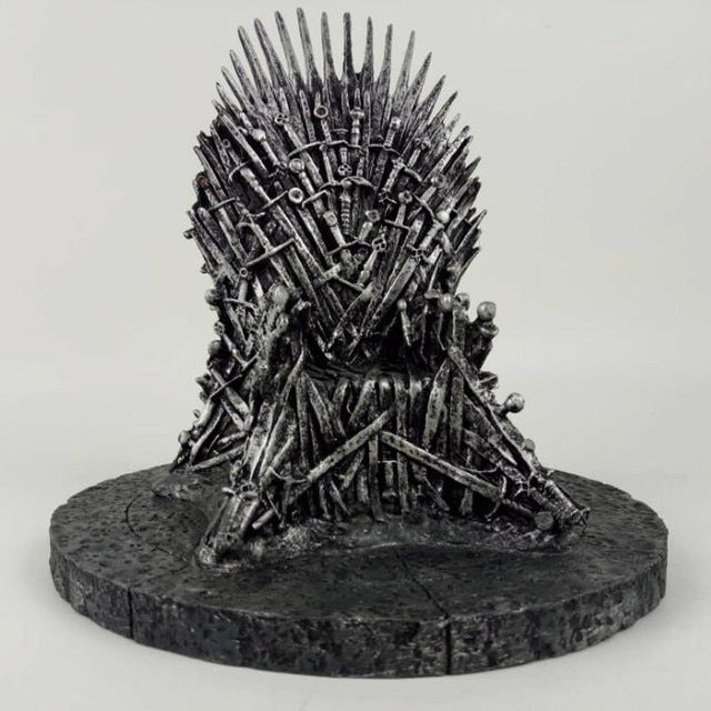 The Iron Throne (Trône de Fer) - 17cm - Game Of Thrones - GeekShop.fr