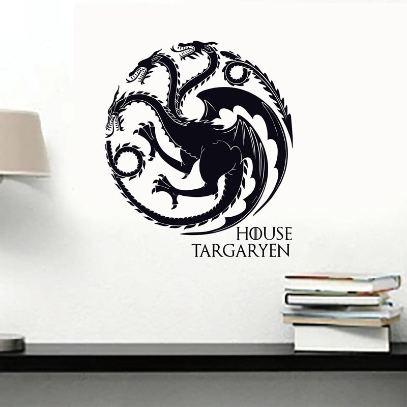 Sticker mural - Game Of Thrones