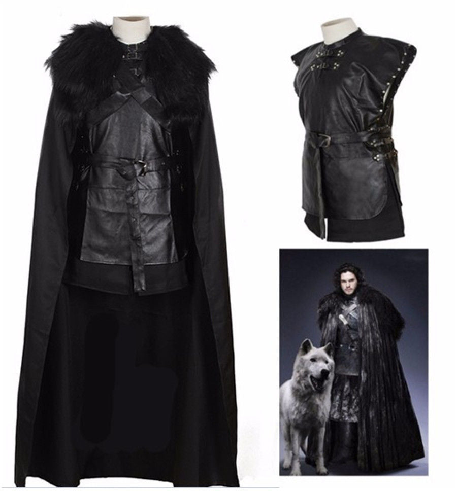 Costume de Jon Snow - Game Of Thrones