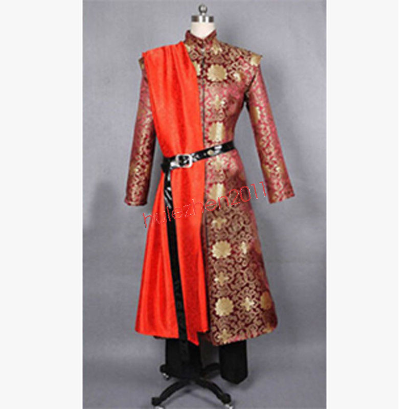 Costume de Joffrey Barathéon - Game Of Thrones