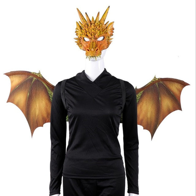 Costume Dragons de Daenerys - Game Of Thrones