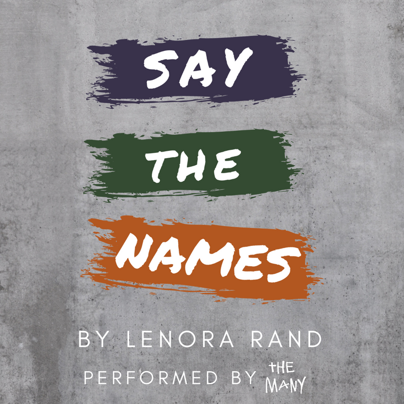 Say The Names - Video Download
