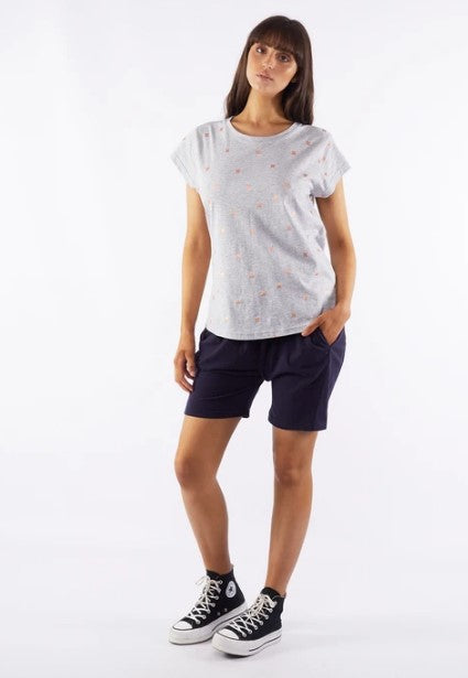 FLOW SHORT -NAVY