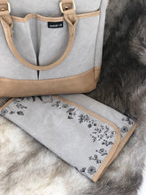 Nature Collection Nappy Bag - Stone
