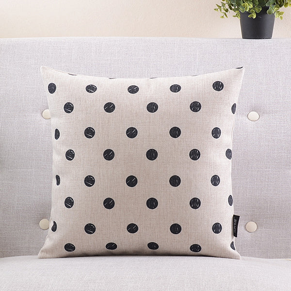 Geometric Nordic Style Cushion Covers 45x45cm