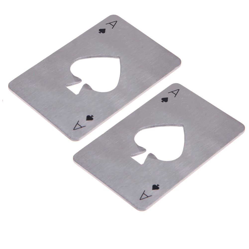 Spades Card Bottle Opener – ShopZello