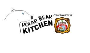 Polar Bear Kitchen supporting Town of Lisbon Fire Department