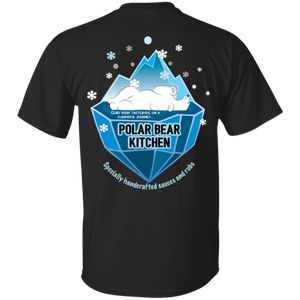 Polar Bear Kitchen Clothing available