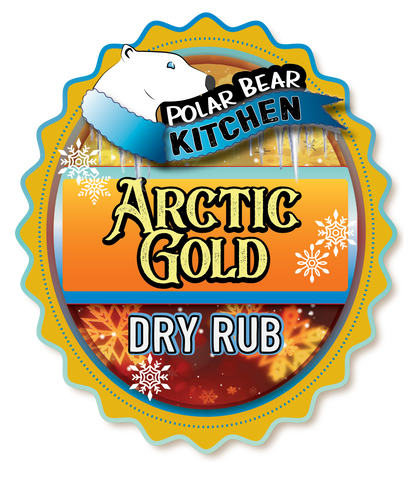Arctic Gold Dry Rub