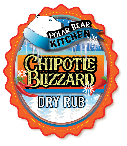 Chipotle Blizzard Dry Rub