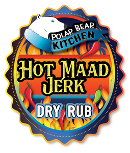 Hot Maad Jerk Dry Rub