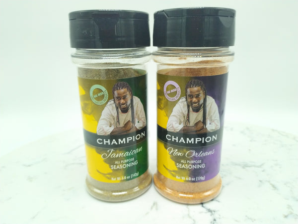 Champion New Orleans Seasoning