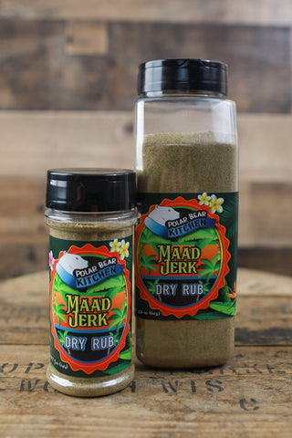 Maad Jerk Dry Rub
