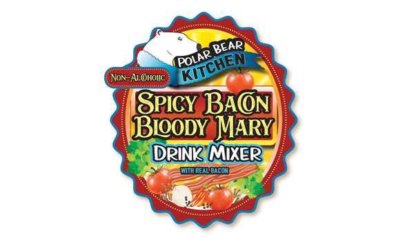 Spicy Bacon Bloody Mary Drink Mixer