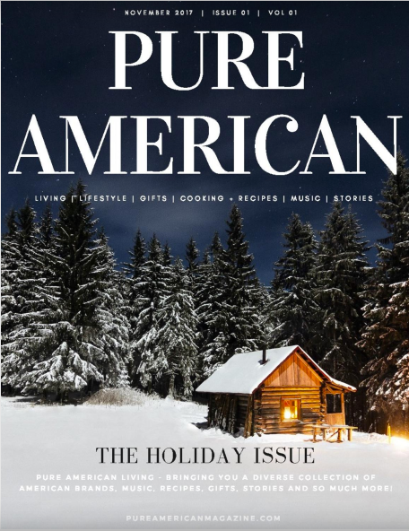 Pure American Magazine see Sweet Virtues ad pg. 26
