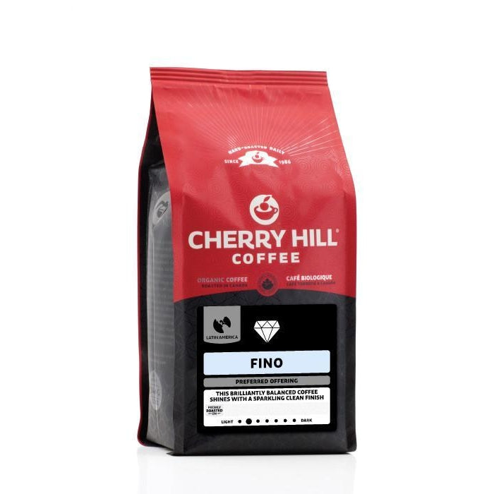 Cherry Hill Coffee Fino  Crafted Canada