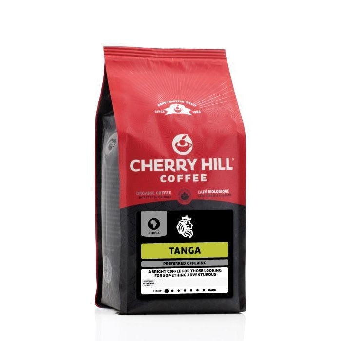 Cherry Hill Coffee Tanga  Crafted Canada
