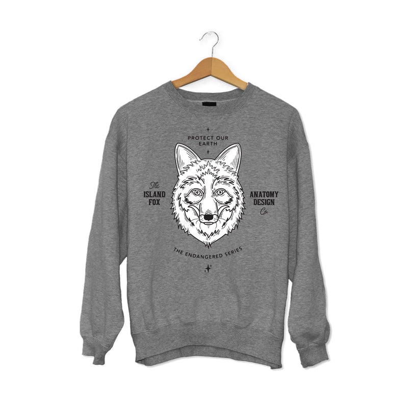 The Island Fox Crewneck