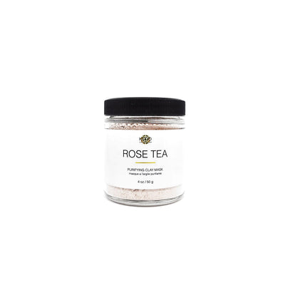 ROSE TEA - Purifying Clay Mask