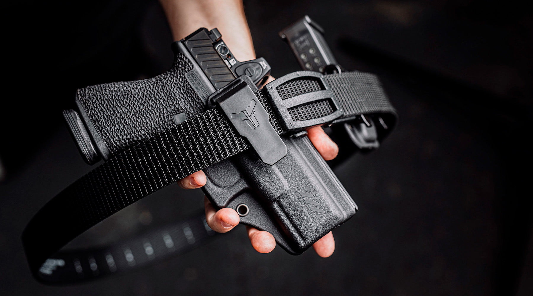 Blade-Tech Holsters Blog Post - Featured Banner UCB