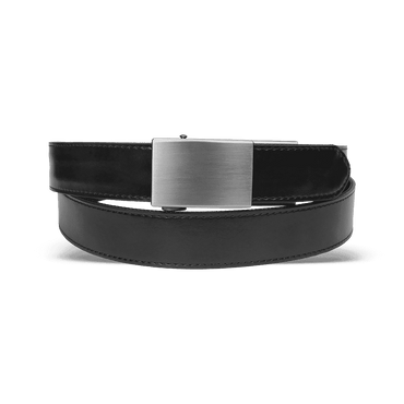 Ultimate Carry Belt - Black Leather