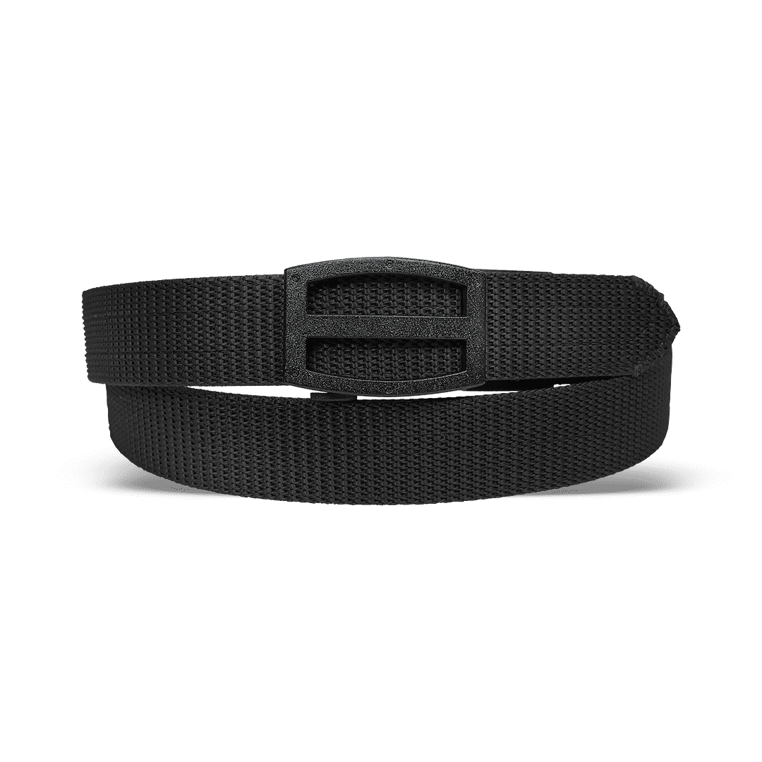 Ultimate Carry Belt - Black Nylon
