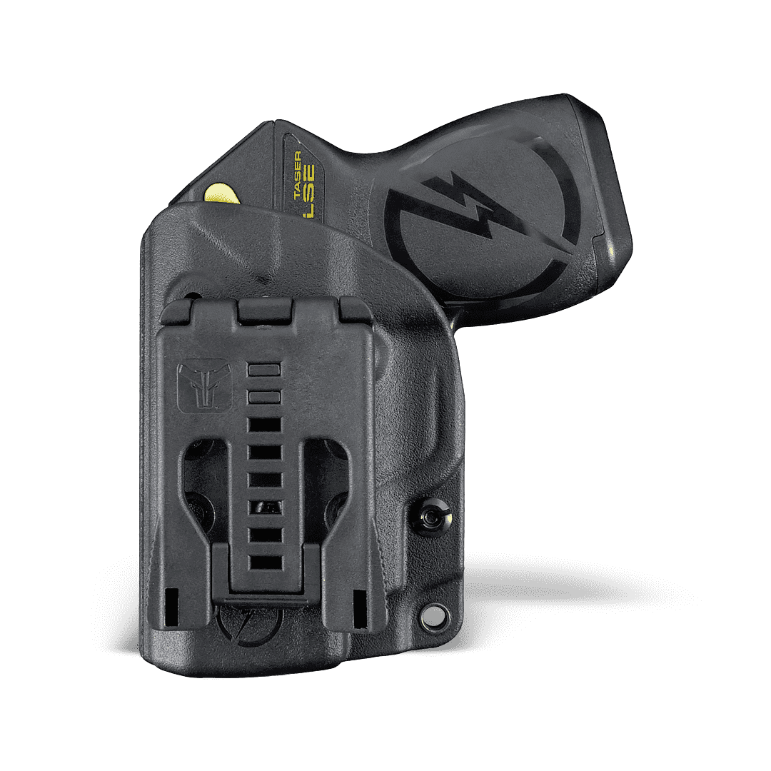 Taser Pulse Angled Back