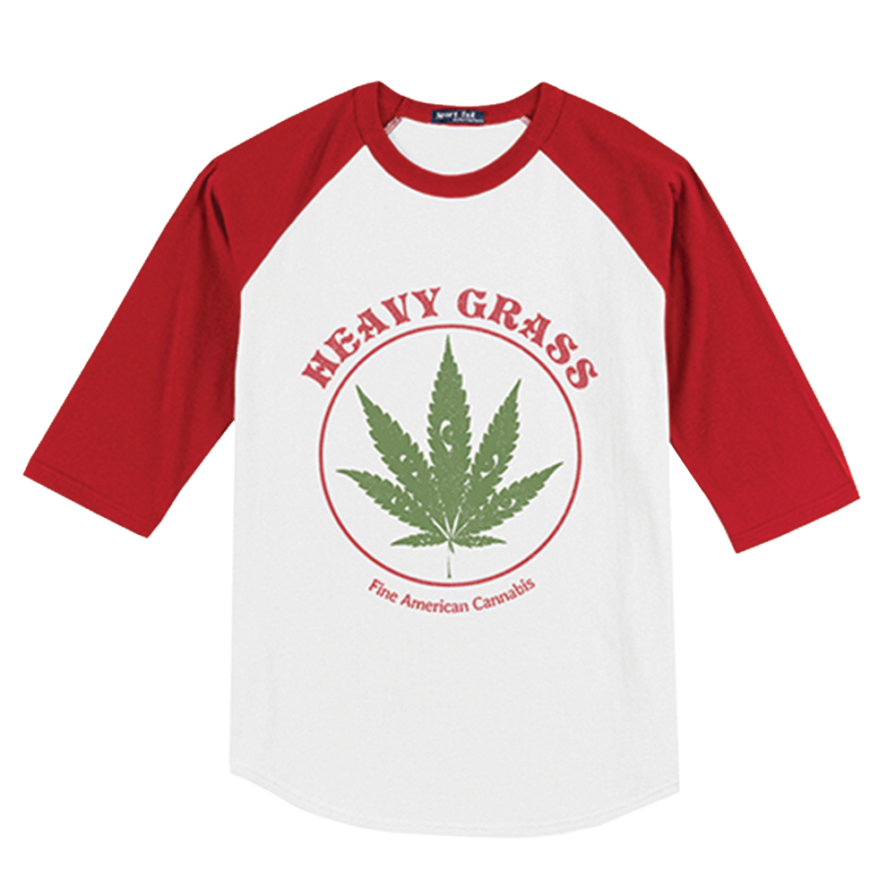 Cannabis Baseball Tee