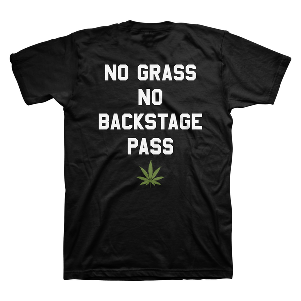 No Grass Mens Tee