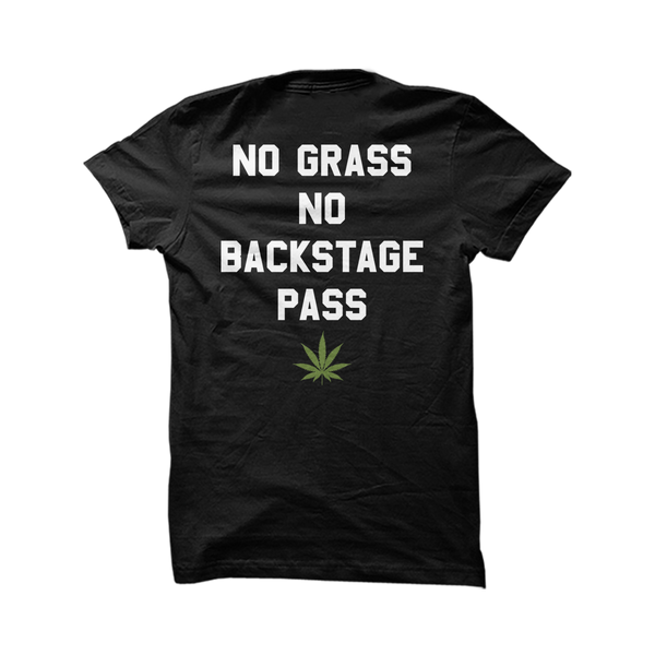 No Grass Girls Tee