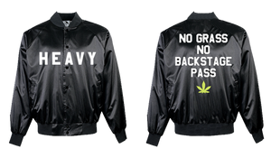 Backstage Bomber Jacket