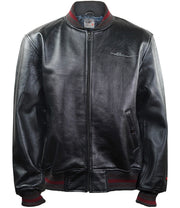 AL Leather Bomber