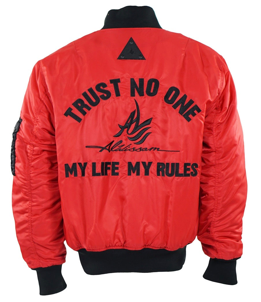 Trust No One Bomber - Al Wissam