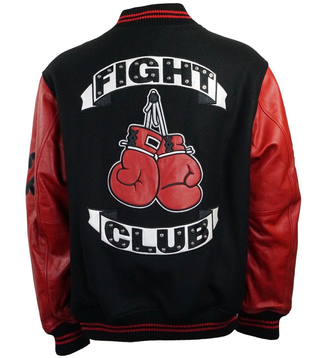 Fight Club Varsity Jacket