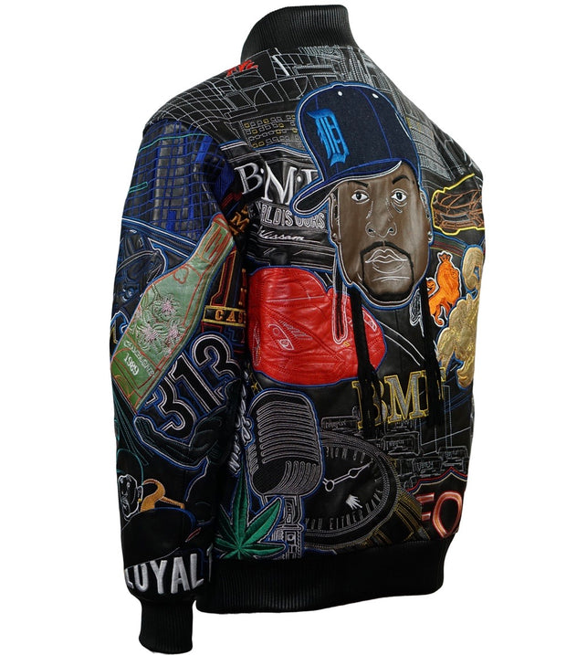 Real Big Meech Bomber Jacket - Al Wissam