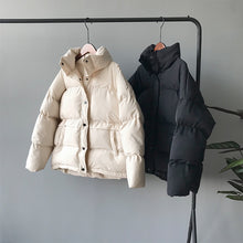 Women's Winter Down Jacket Parka