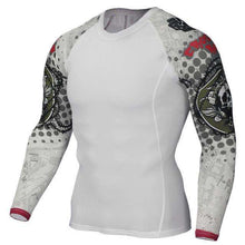 Mens Long Sleeves Gym Skin Tight Thermal Compression Shirt,, style flaire clothing fashion and gifts