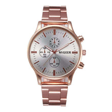 Luxury Womens Stainless Steel Watch,, style flaire clothing fashion and gifts
