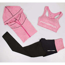Sport Suit Sports Bra and Printed leggings Yoga Set Gym Fitness Running Sportswear Elastic Workout Clothes,, style flaire clothing fashion and gifts