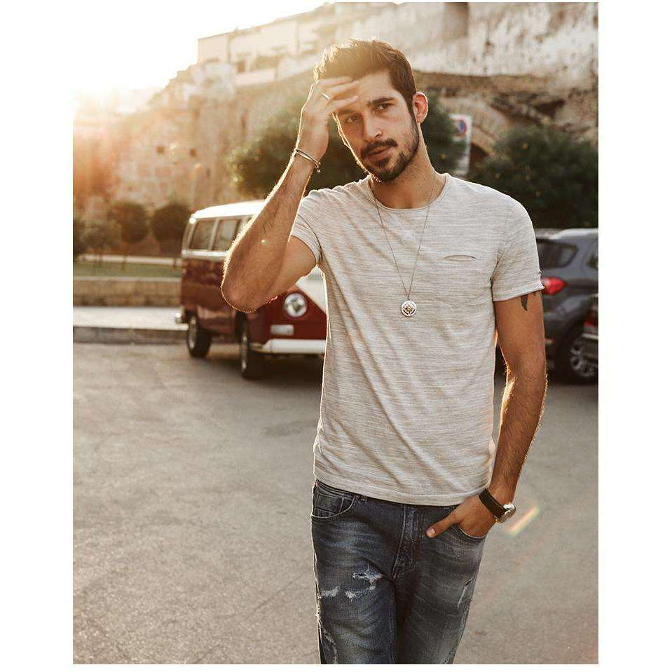 56609c600 Spring Short Sleeve T shirts Men Fashion – STYLEFLAIRE